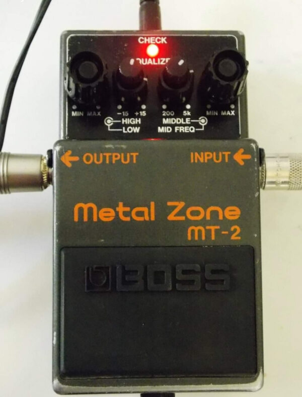 BOSS MT-2 MODS
