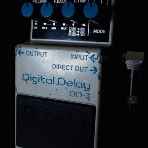 boss dd-3 mods