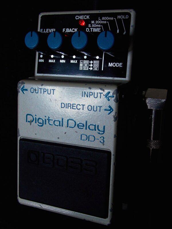 boss dd-3 mods